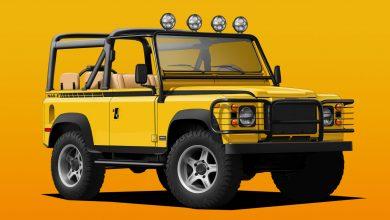 Photo of Tvisted lansira električni Land Rover