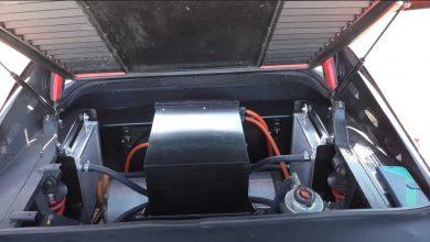 Photo of Električni Ferrari nereda: ovdje je 308 s Teslinim pogonskim sklopom