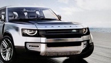 Photo of Land Rover Defender, tuning je inspiriran morem
