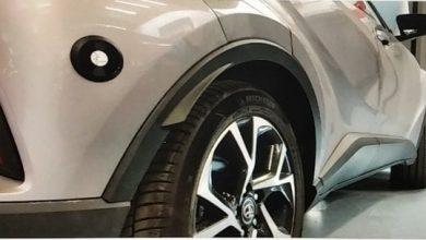 """Photo of Metan hibridni automobili: """"preuređena"""" Toyota C-HR predstavlja svoj javni debi"""