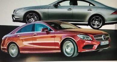 Photo of Mercedes CLS: Istorija u slikama
