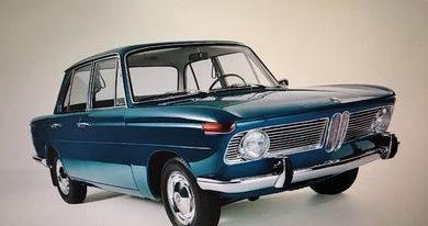 Photo of 60 godina BMV-a 1500 (nova klasa): velika marka se vraća