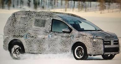 Photo of Dacia Logan karavan (2022) na novim slikama Erlkoniga