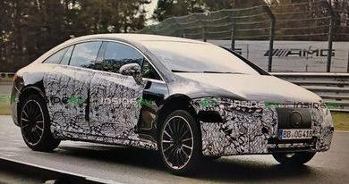 Photo of Mercedes-AMG EKS se zagreva na Nirburgringu