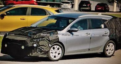 Photo of Kia Ceed Facelift (2022) uhvaćen kao hečbek i SV