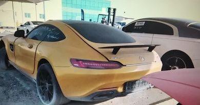 Photo of Napušteni super automobili u Dubaiju – Muzej na otvorenom!