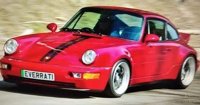 Photo of Retrofit – 100% električni Porsche 911 Tipe 964!