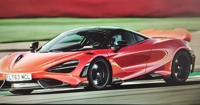 Photo of McLaren 765LT minira nemački autoput