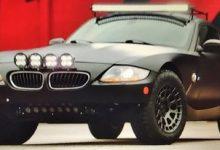 Photo of BMV Z4 M pretvoren u vozilo za Safari