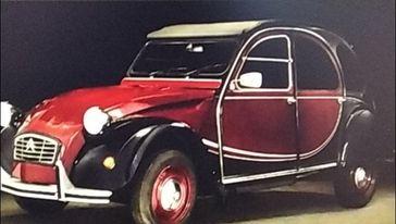 Photo of Citroen 2CV prodat je na aukciji za 120.000 evra